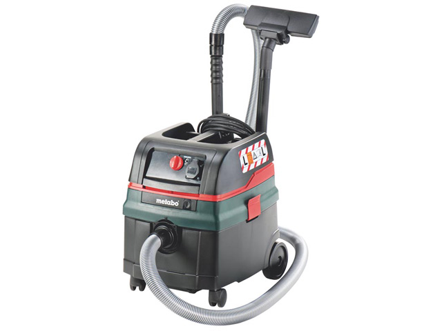 Metabo ASR 25 L SC Wet & Dry Vacuum Dust Extractor 240v ASR25