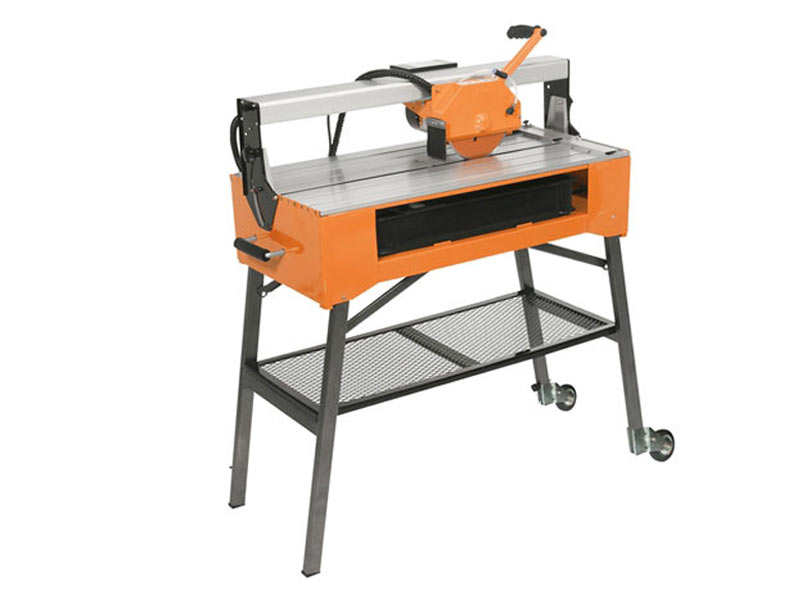 Vitrex VIT103450B Versatile Power Pro 900 Tile Saw 200mm + Blade 230v
