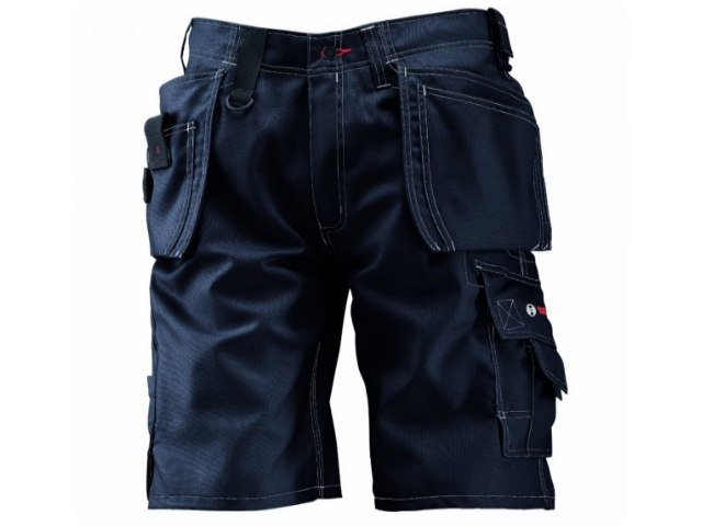 Bosch WHSO 010 Shorts with Holster Pockets Blue Size 34