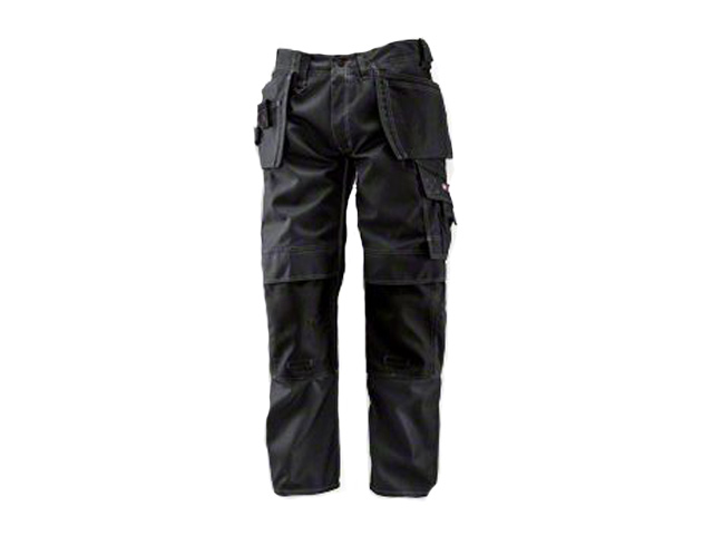 Bosch WHT 09 Trouser with Holster Pockets Black W36 L32