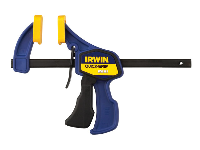 Irwin Quick-Grip Q/GT5412EL7 Mini Bar Clamp 12in/300mm Twin Pack