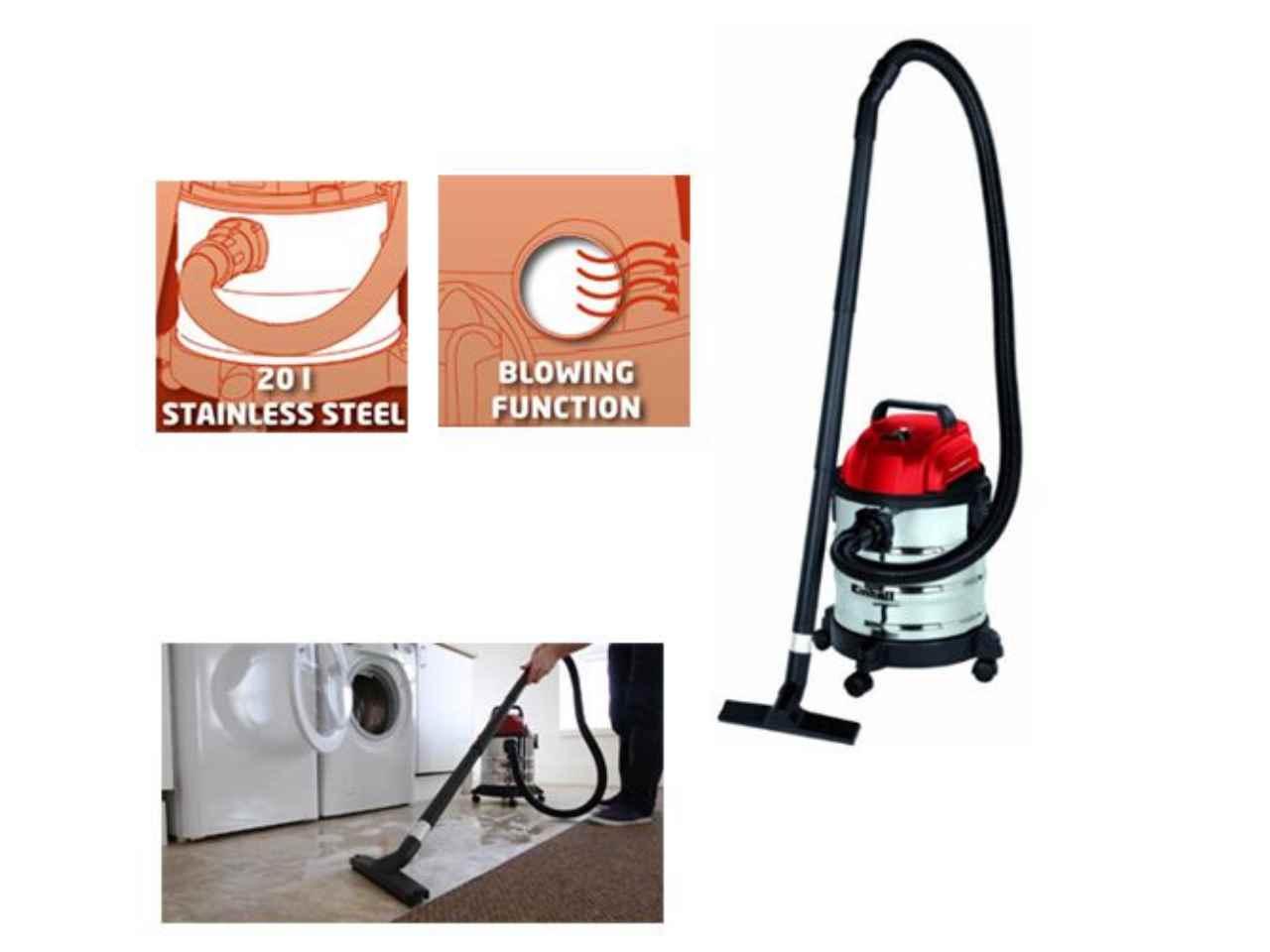 Milwaukee M18vc 0 18v Cordless Wet And Dry Vacuum