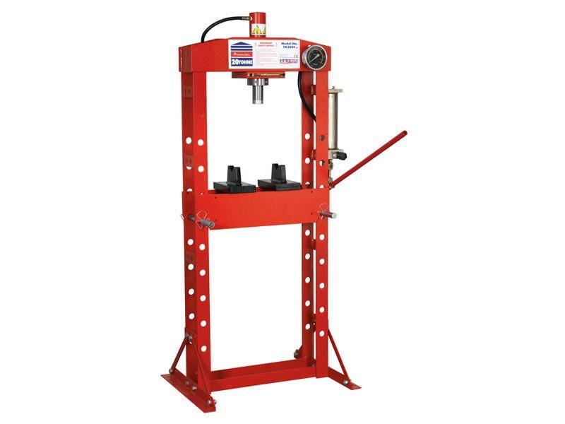 Sealey Yk209f Hydraulic Press 20tonne Floor Type