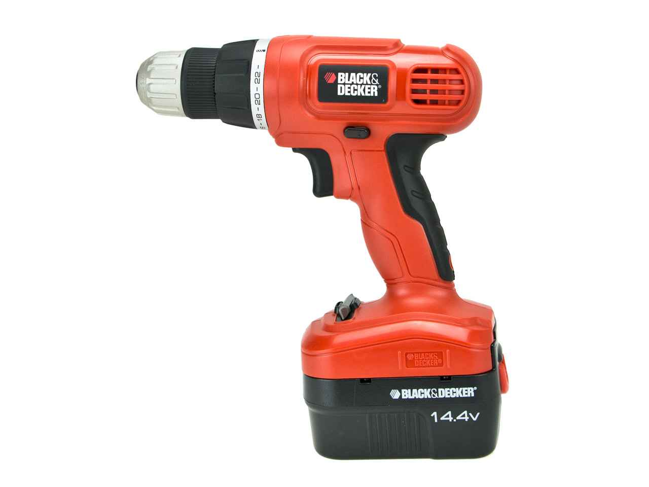 black and decker epc14ca cordless drill driver 1 x nicd. Black Bedroom Furniture Sets. Home Design Ideas