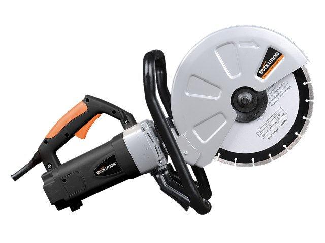 EVOLUTION EVOEDC 305mm Electric Disc Cutter 2400w 240v