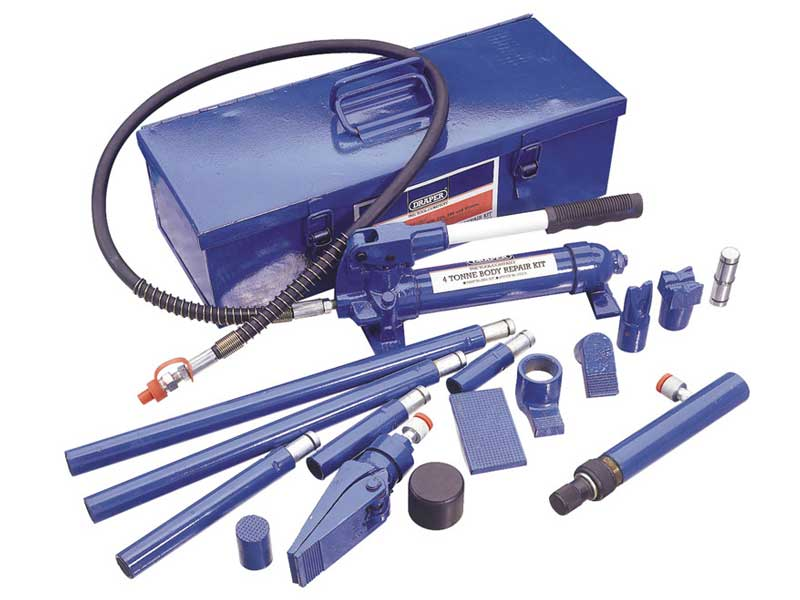 Sealey Hydraulic Puller Repair Kit : Car care automotive tools