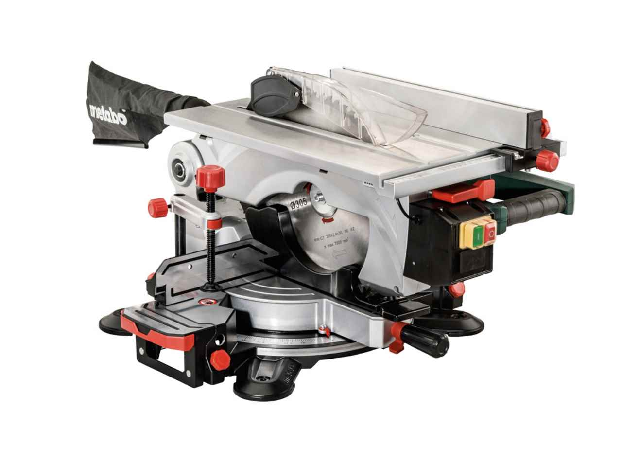Metabo kgt305m 240v 12 inch crosscut and table combination saw for 12 inch table saw