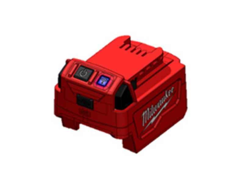Milwaukee M12bx 12v Battery 3 0ah Li Ion