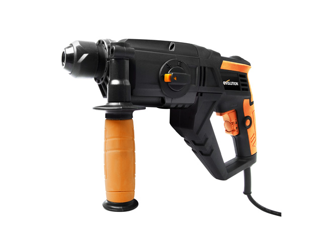 EVOLUTION EVOSDS4/1 2kg 4 Function SDS Hammer Drill 110v