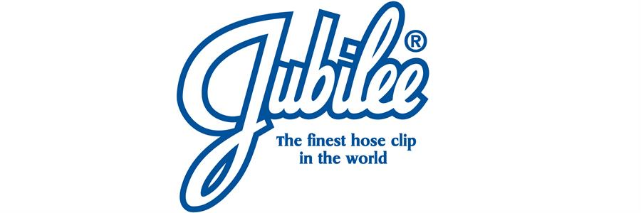 Jubilee® 0X 0X Zinc Protected Hose Clip 18-25mm 3//4-1in
