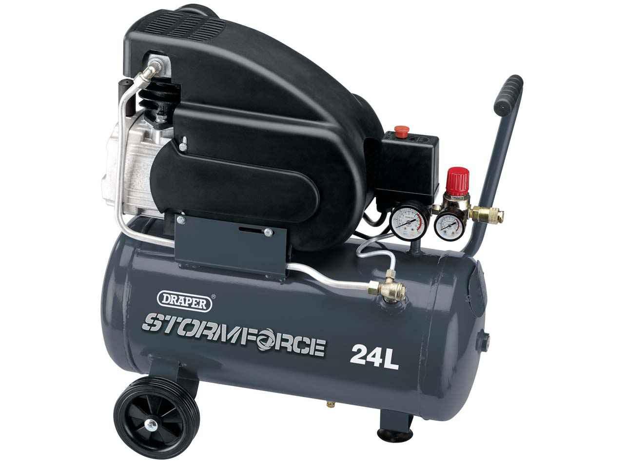 Draper Tools 24973 Oil-Free Air Compressor 230 V 1.1 kW
