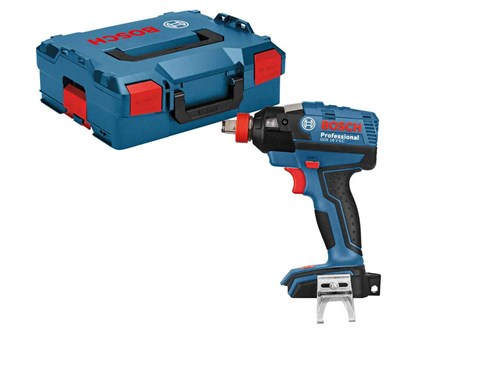 bosch gdx18vec 18v brushless impact driver wrench bare unit l boxx ebay. Black Bedroom Furniture Sets. Home Design Ideas
