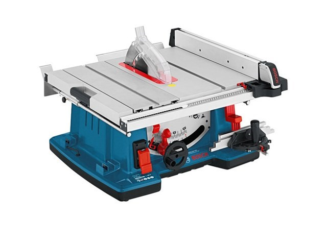 Bosch GTS10 XC2 230v Table Saw with Carriage 2100W