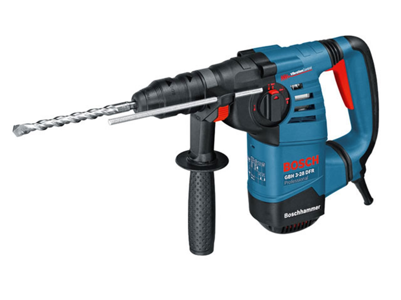 bosch gbh328dfr sds plus 3kg rotary hammer drill 240v 800w. Black Bedroom Furniture Sets. Home Design Ideas
