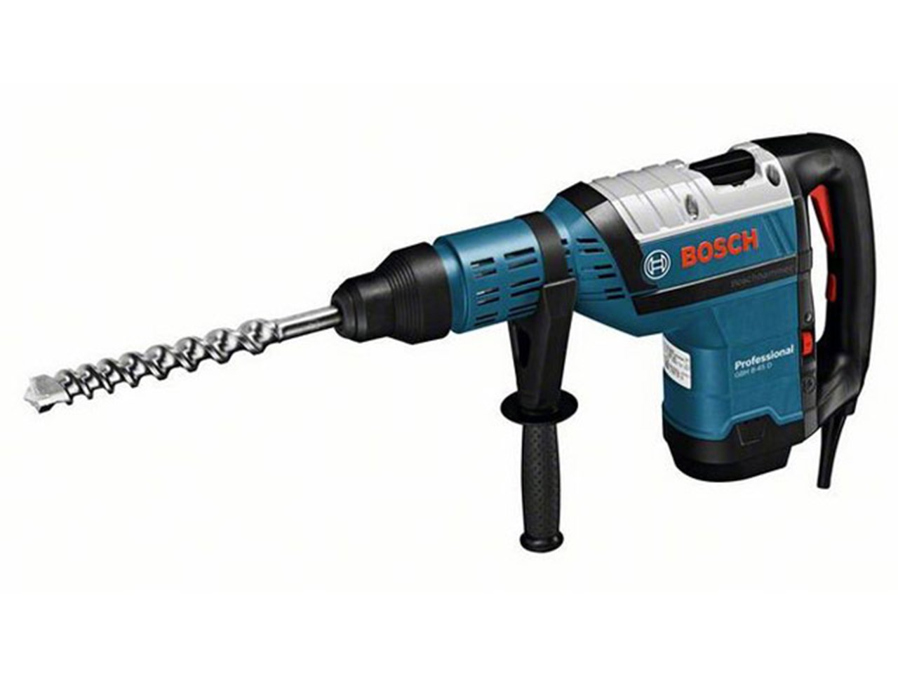 bosch gbh8 45 d 110v professional sds max rotary hammer drill. Black Bedroom Furniture Sets. Home Design Ideas