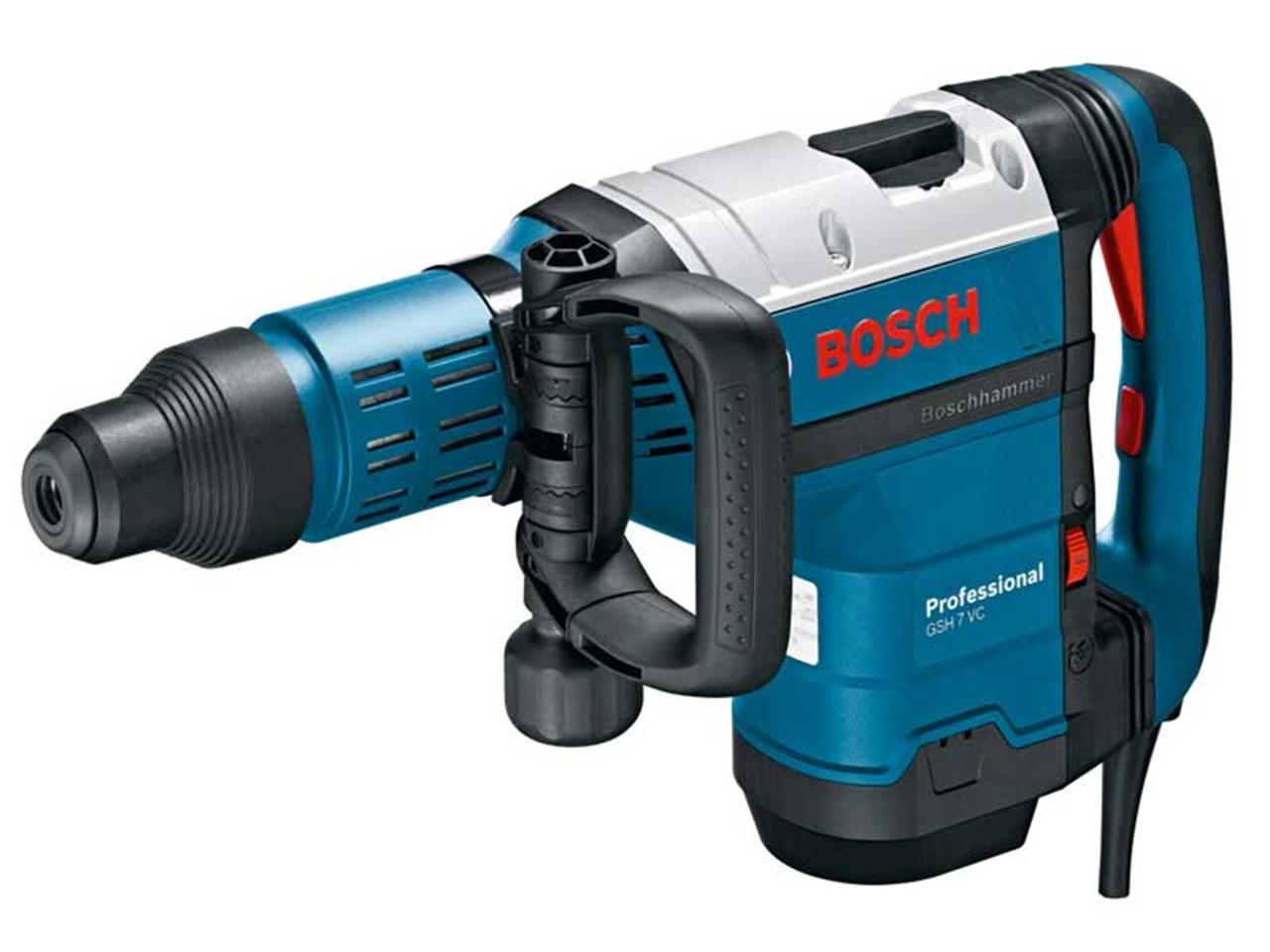 bosch gsh7vc 110v sds max demolition hammer drill. Black Bedroom Furniture Sets. Home Design Ideas