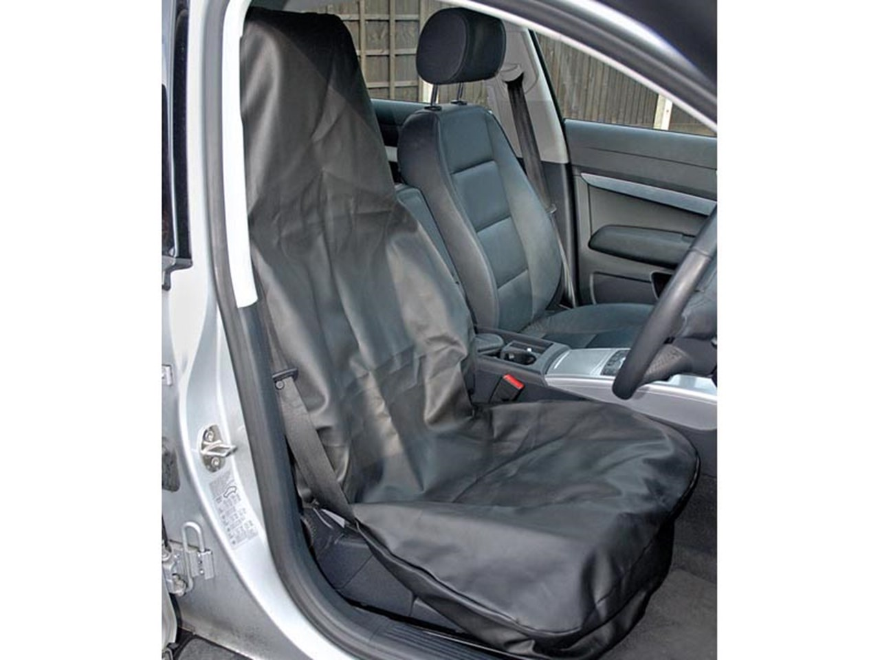 Terrific Draper Sc 03 Expert Side Airbag Compatible Heavy Duty Front Seat Cover Dailytribune Chair Design For Home Dailytribuneorg