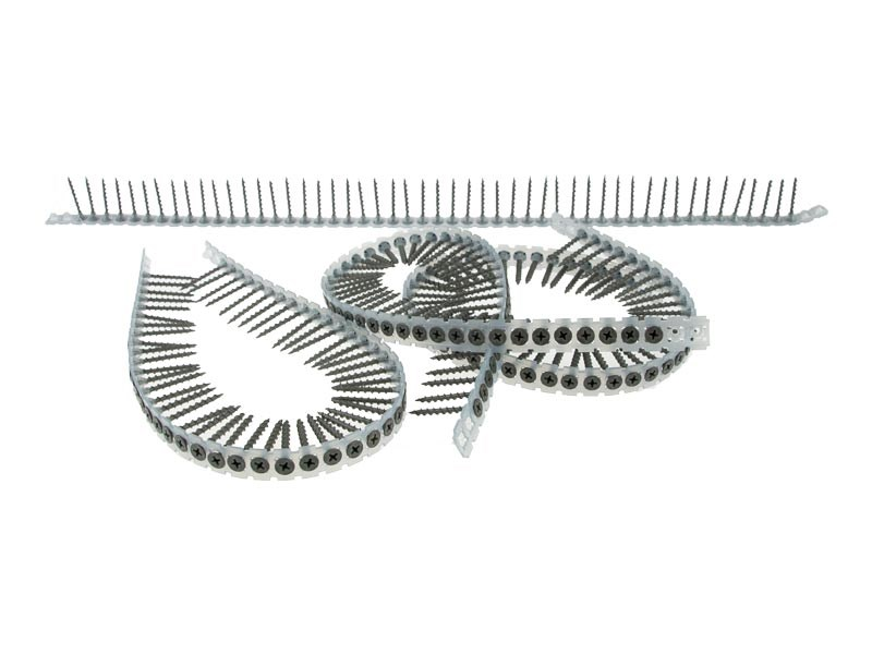 Senco 39A35MP Duraspin 35mm Drywall to Wood Collated Screws