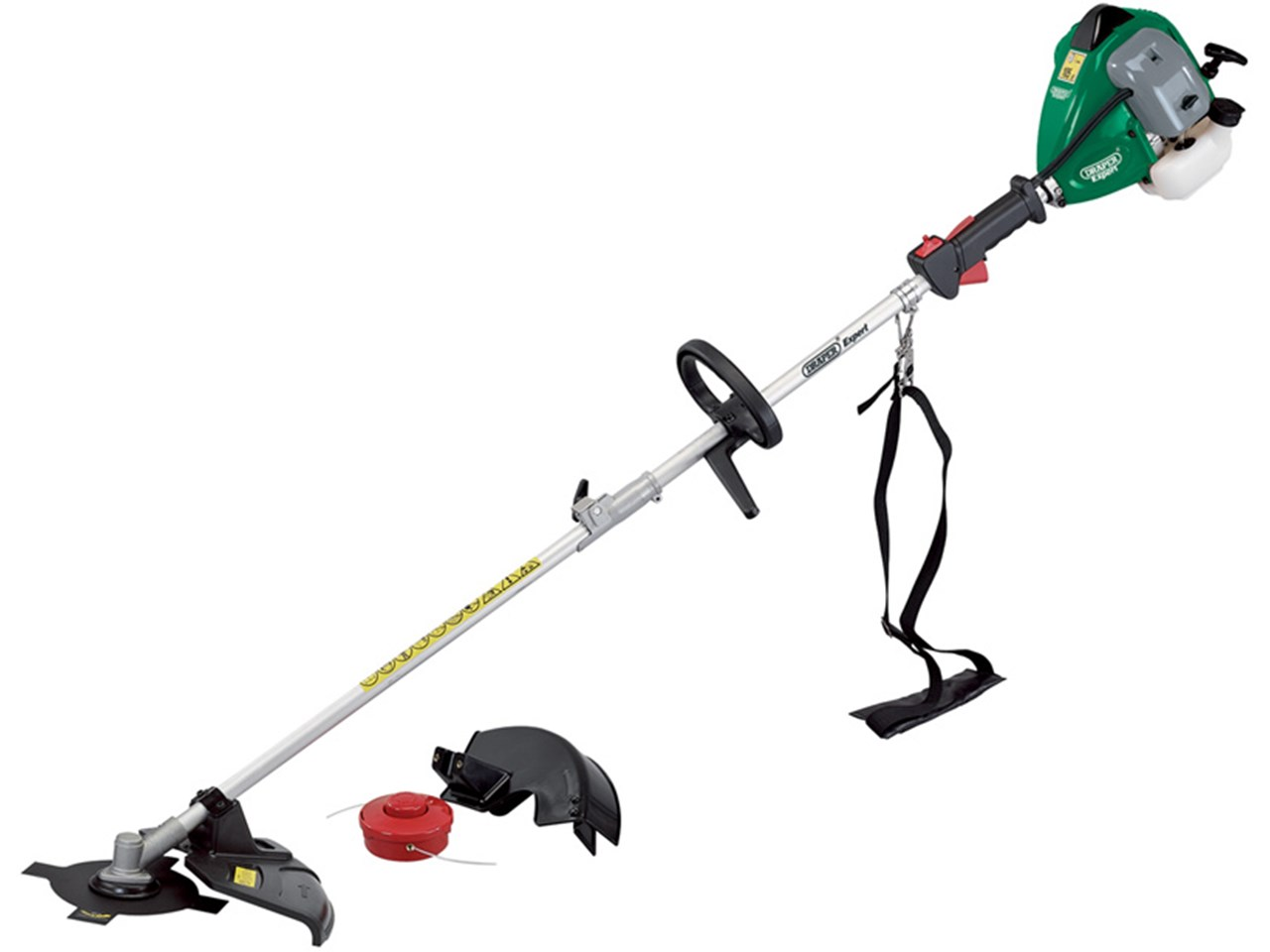 Draper GTP3222 30cc Petrol Brush Cutter And Line Trimmer