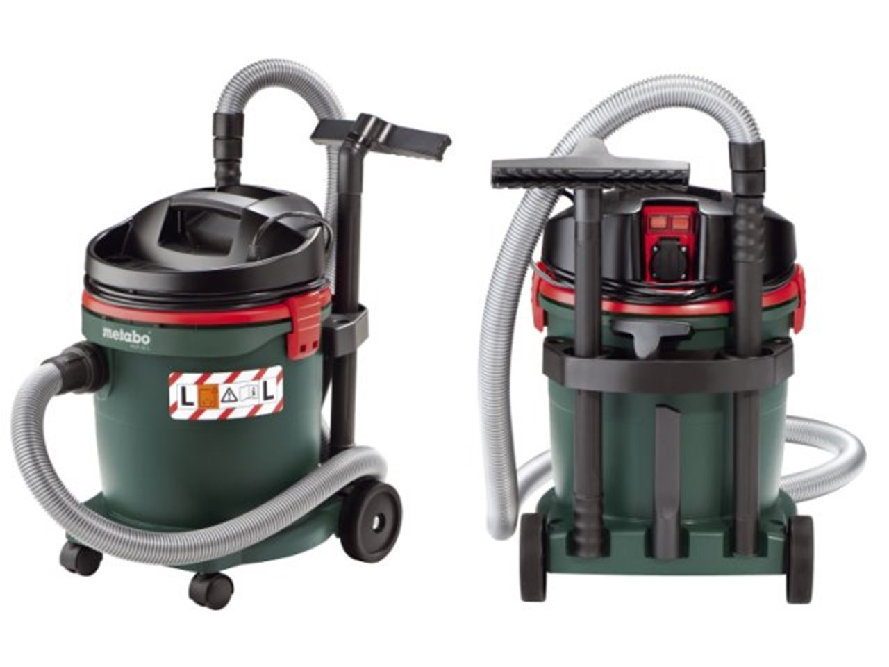 Metabo Asa 32 L 240v Wet And Dry Vacuum Cleaner Extractor
