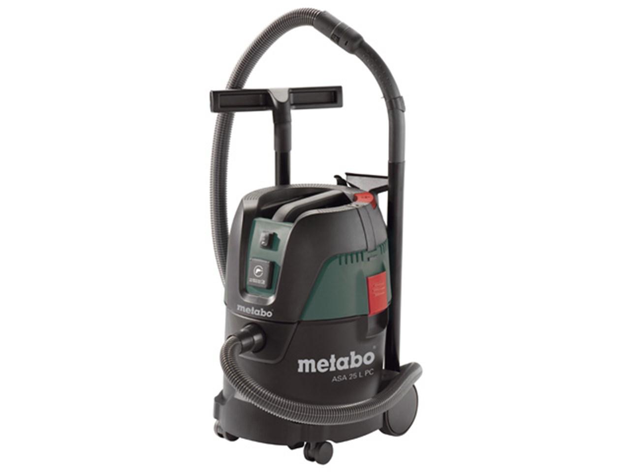 Metabo Asa25 L Pc 240v All Purpose Vacuum Cleaner