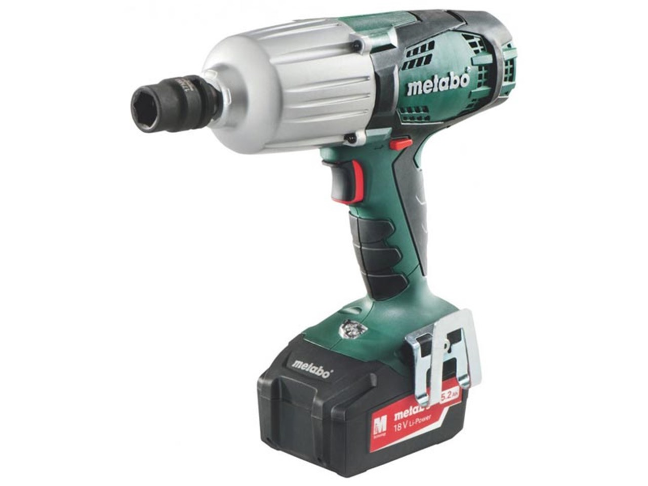 metabo ssw18ltx 600 18v impact wrench high torque 2 x li ion. Black Bedroom Furniture Sets. Home Design Ideas