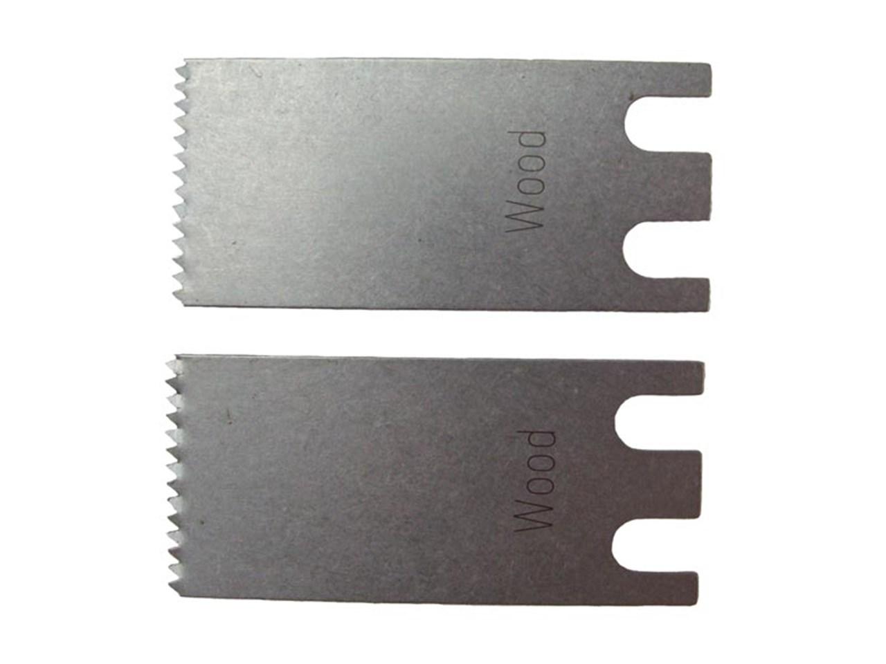 Fein 63502131010 Multimaster 20mm M-Cut Saw Blade 2pk