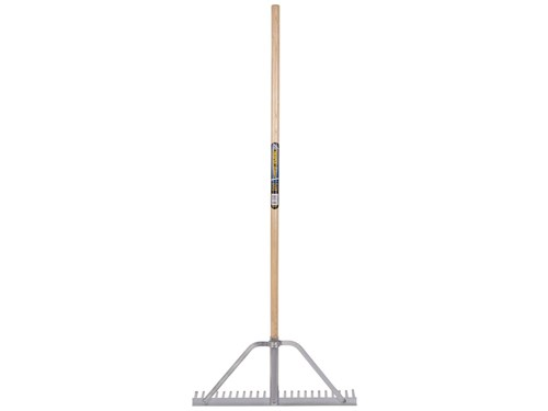 Draper Landscaping Rake : Draper landscaping rake with ash shaft