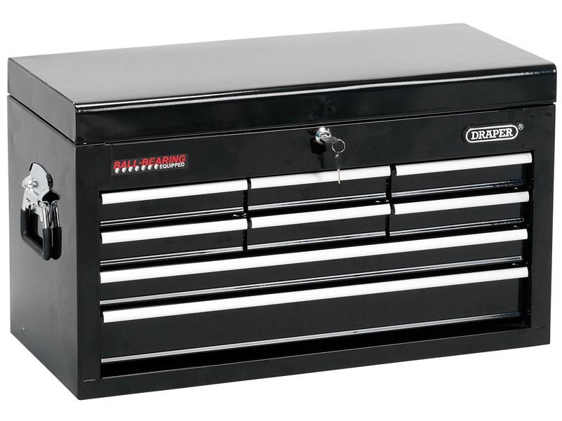 Image Is Loading New 3 Drawer Tool Box Chester Portable Metal