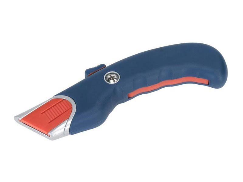 Sealey Ak8631 Auto Retracting Safety Knife