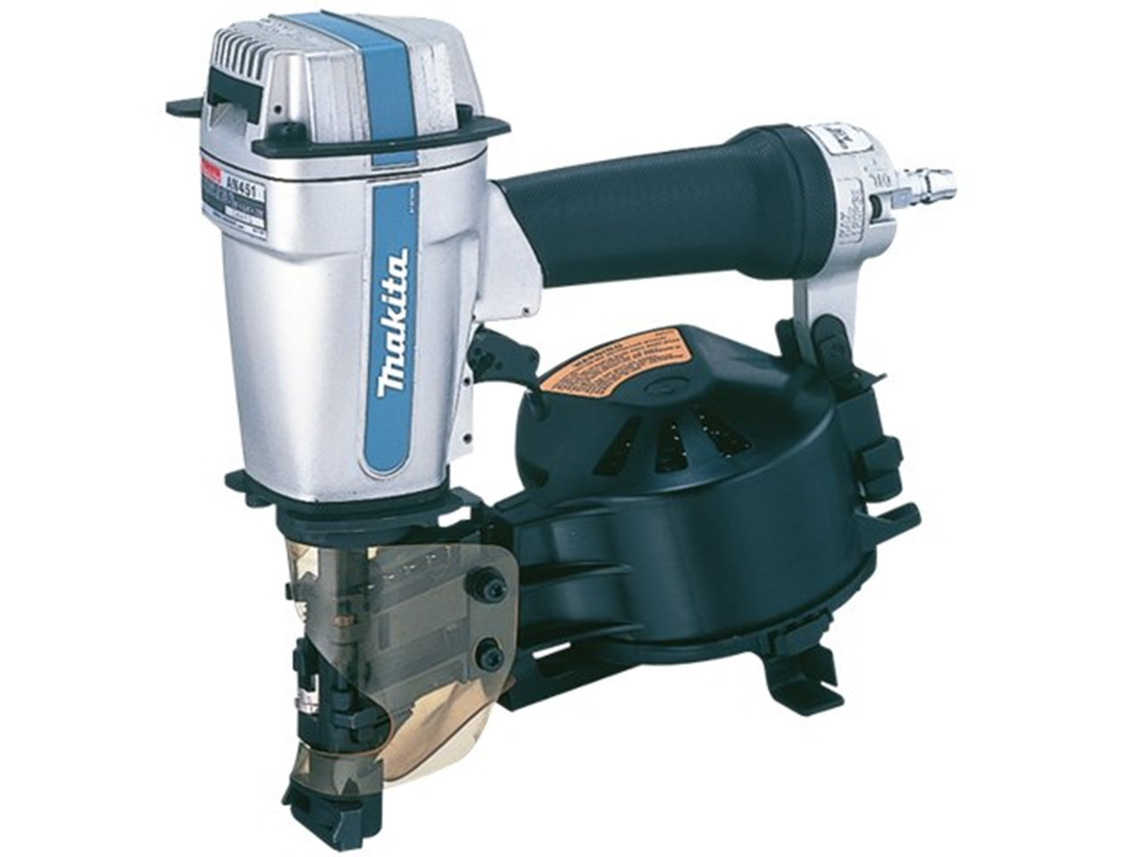 Makita An451 25mm 45mm Air Roofing Coil Nailer