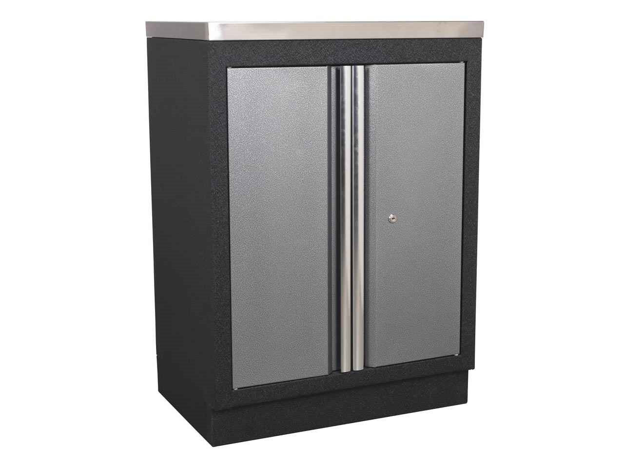 Surprising Sealey Apms52 Modular 2 Door Floor Cabinet 680Mm Interior Design Ideas Clesiryabchikinfo