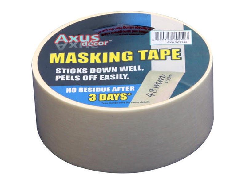Axus decor axu mt348 3 day masking tape 48mm x 50m - Decoration masking tape ...