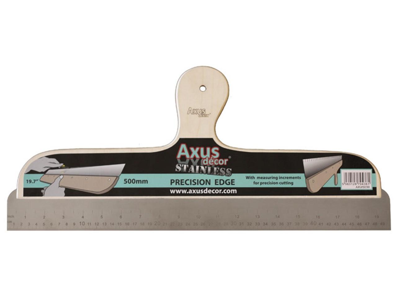 Axus Decor Axuse50 500mm Precision Straight Edge Wallpapering Tool