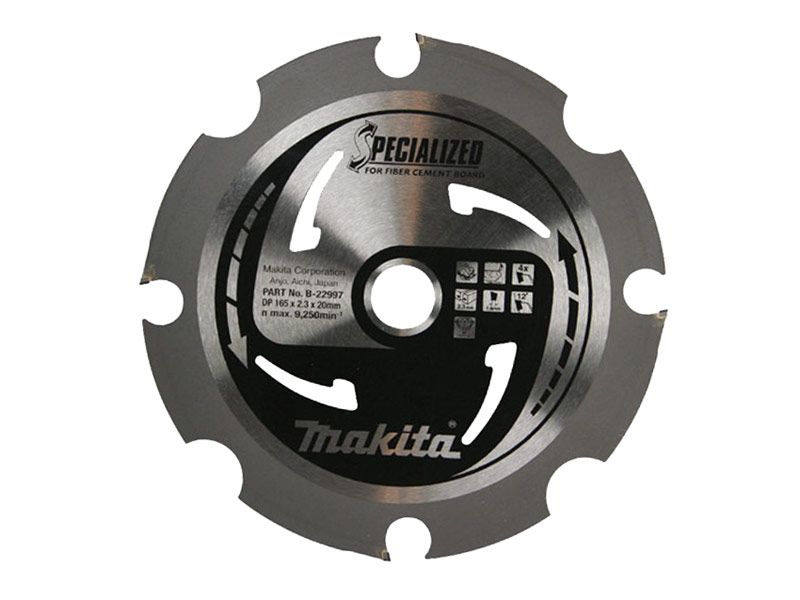 Home, Furniture & DIY Makita B-09525 270mm x 30mm x 40T Specialized Knot and Nail Saw Blade