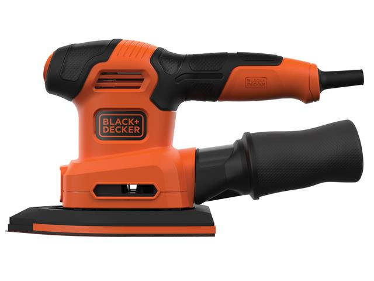 Black+Decker BEW200-GB 200W 4-in-1 Multi-Sander