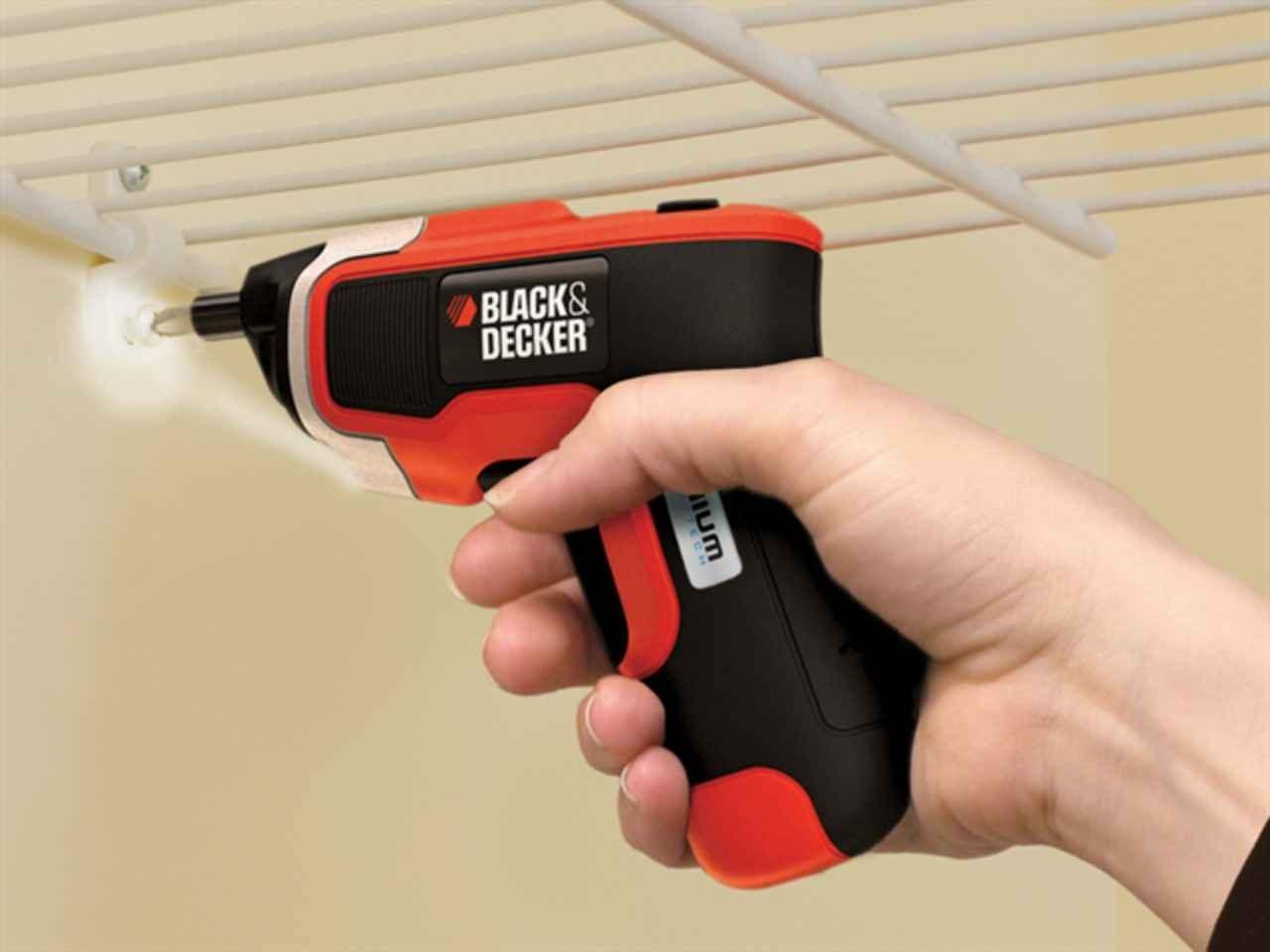 Black Decker Kc460ln 3 6v Cordless Screwdriver
