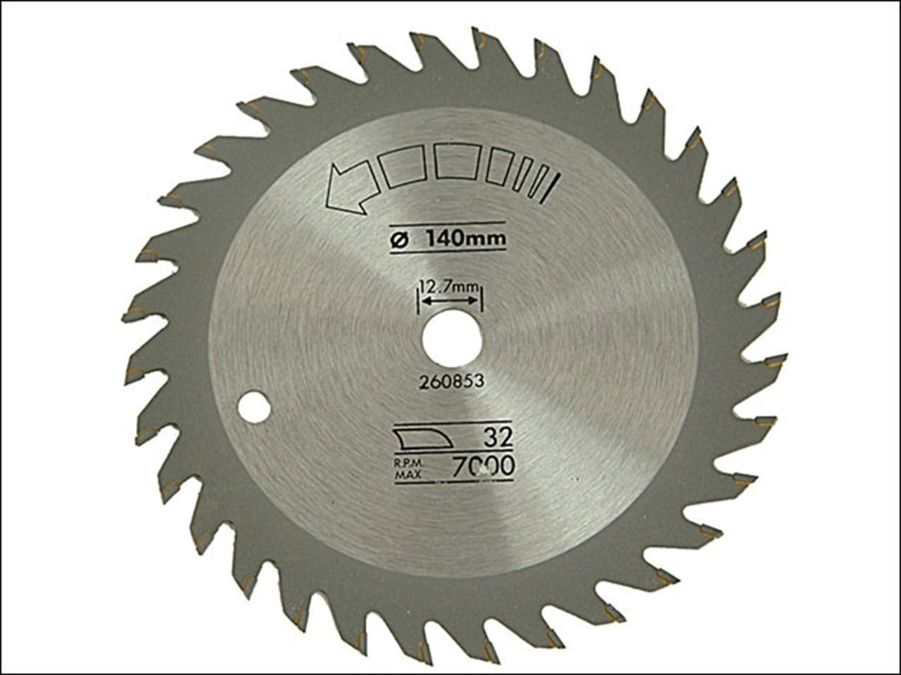 Black decker x13005 circular saw blade rip 140 x 127 x 32t greentooth Image collections