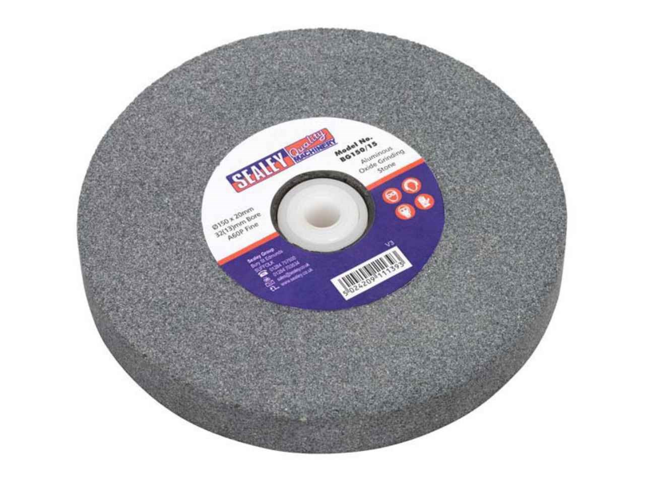Sealey Bg150 15 150mm Grinding Stone For Bench Grinder