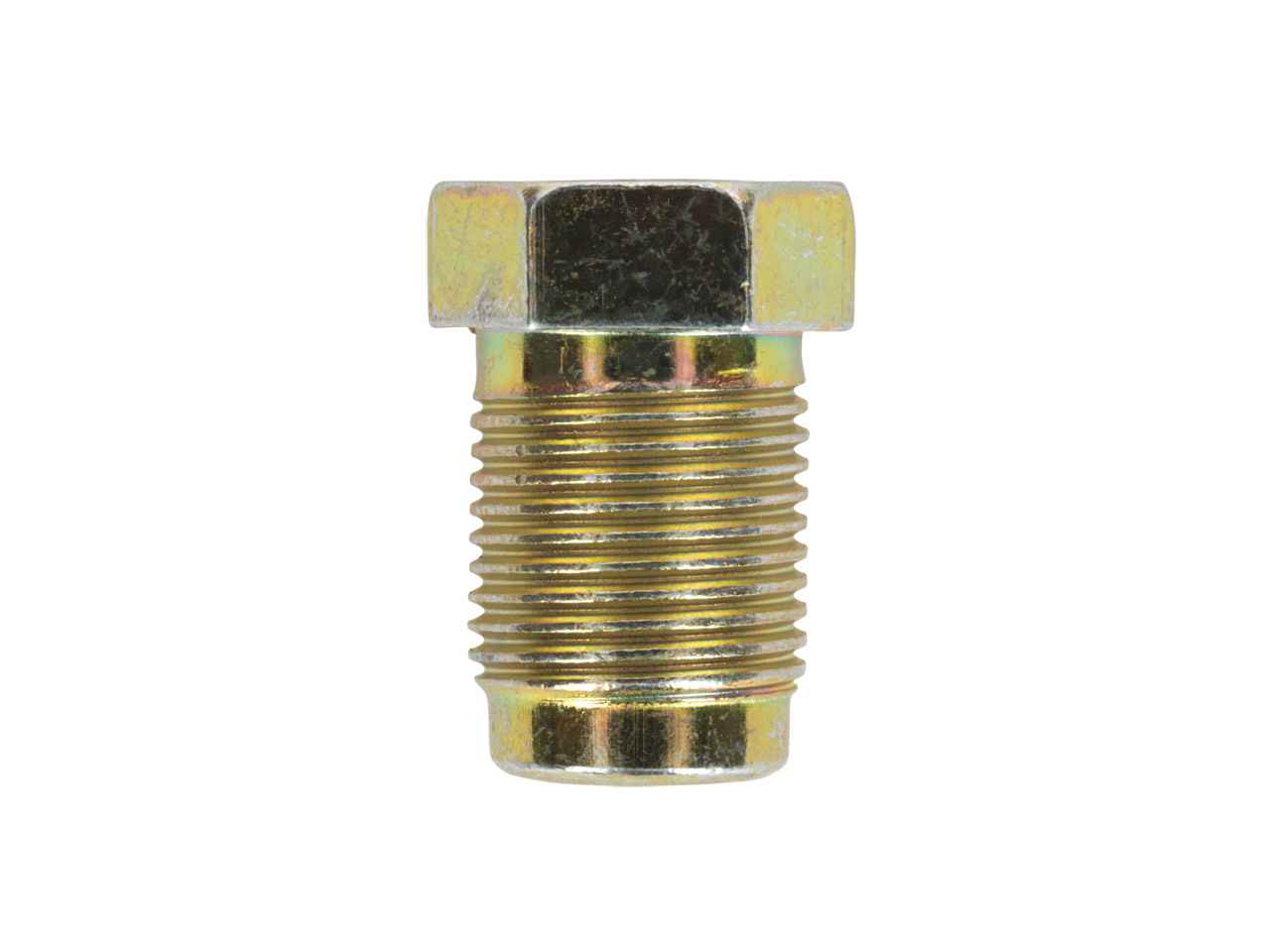 Pack 10 10mm X 1mm Male brake pipe nuts