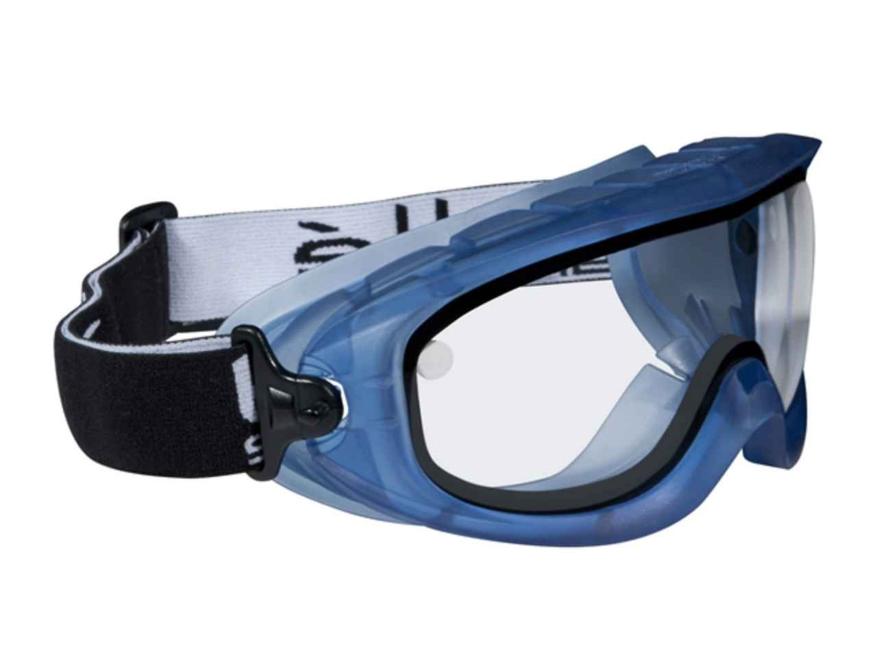 2613b385eefbbc Bolle ATOEPSI Atom Safety Goggles Clear - Sealed