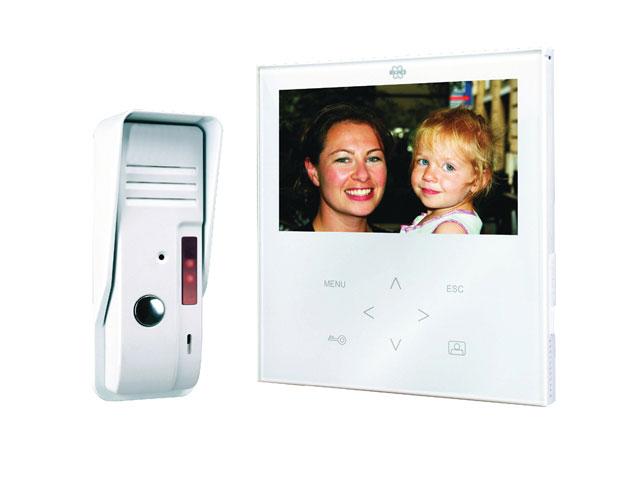 sc 1 st  FFX & Byron BYRVD71 Video Door Intercom Elegant Touch