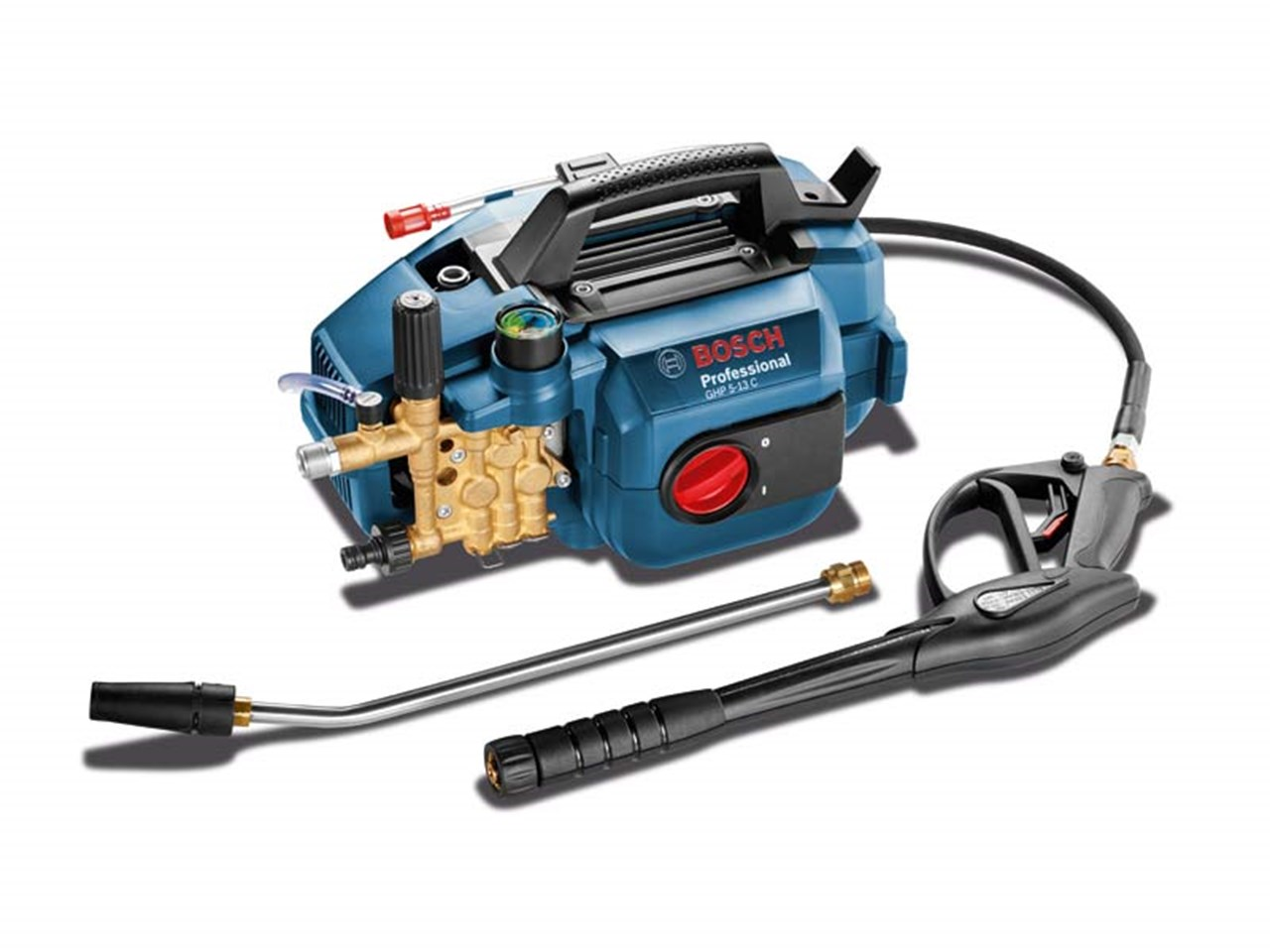 Kawasaki Portable High Pressure Washer