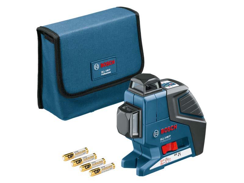 bosch pll360set self levelling line laser set with tripod. Black Bedroom Furniture Sets. Home Design Ideas