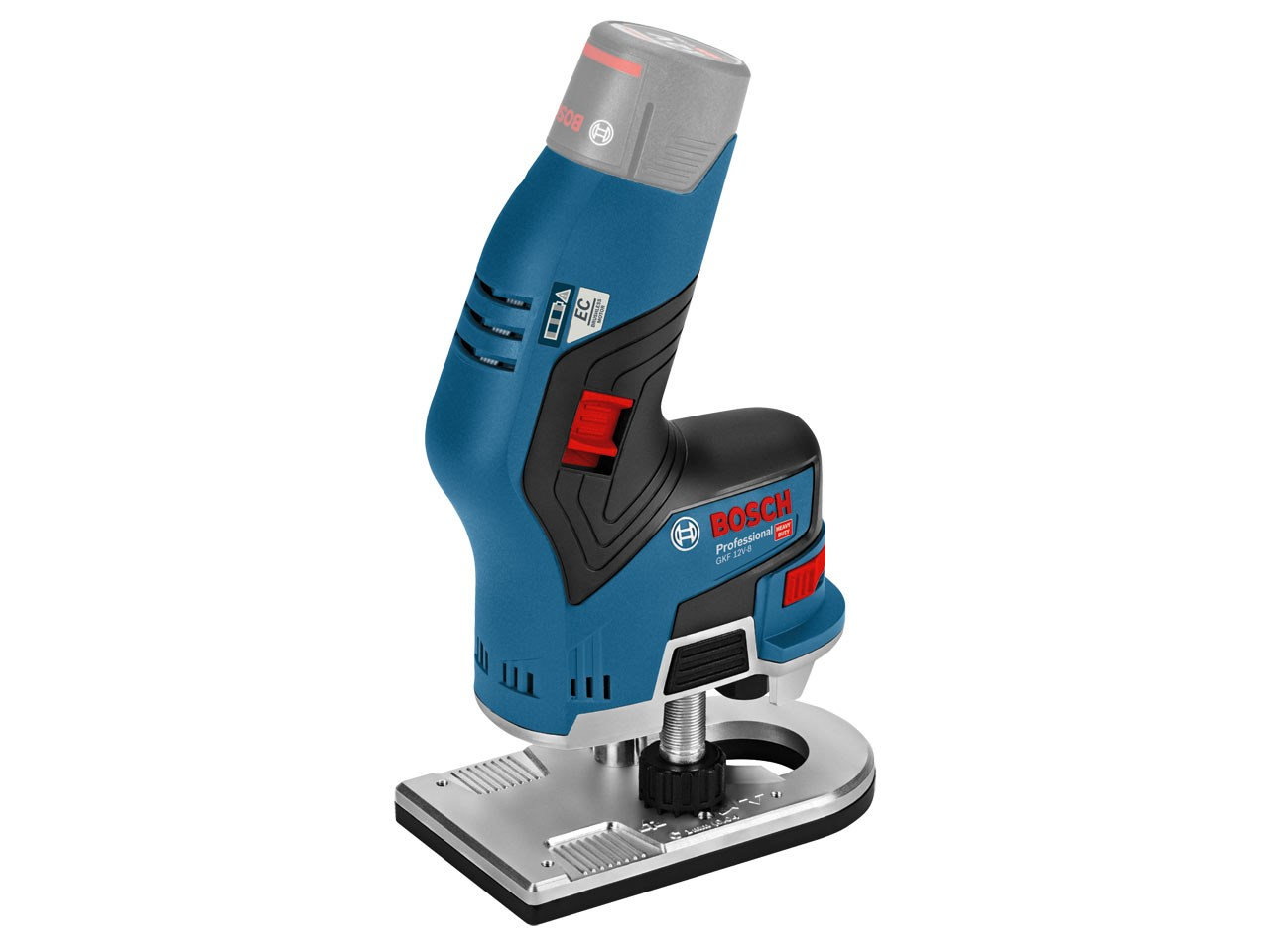 Bosch gkf 12 v 8 12v li ion brushless router bare unit greentooth Image collections