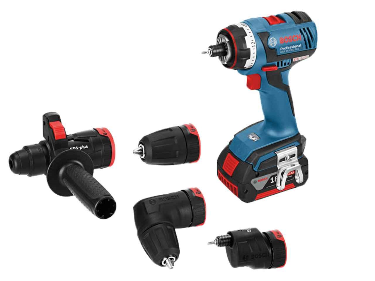 bosch gsr 18 v ec fc2 18v 2x5ah li ion drill driver l boxx kit. Black Bedroom Furniture Sets. Home Design Ideas