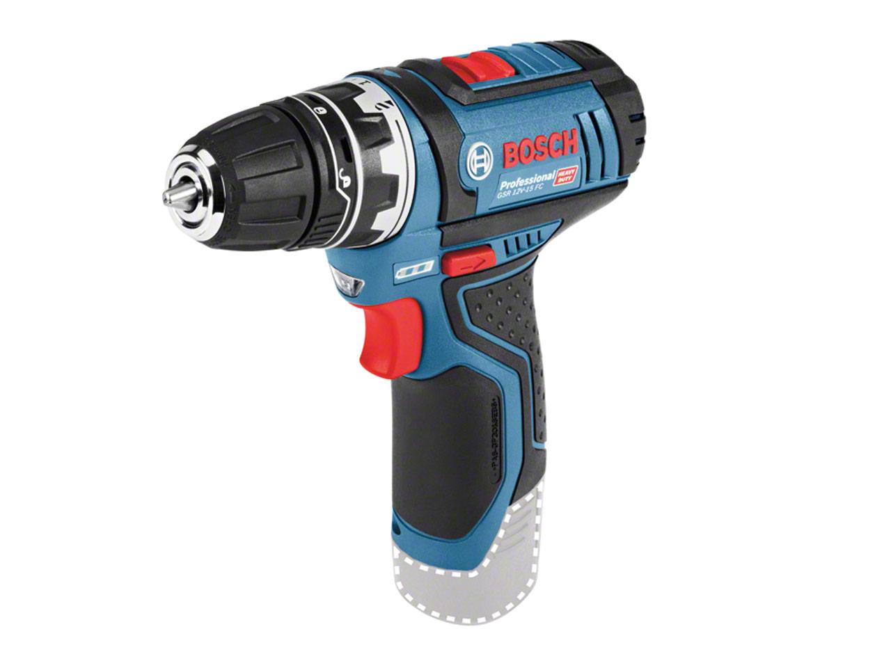 Bit holder for BOSCH cordless drill