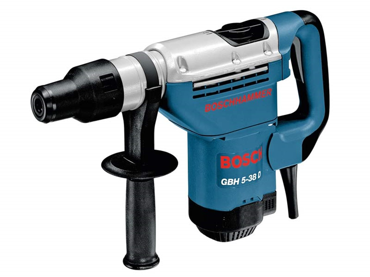 bosch gbh538d 110v rotary hammer with sds max. Black Bedroom Furniture Sets. Home Design Ideas