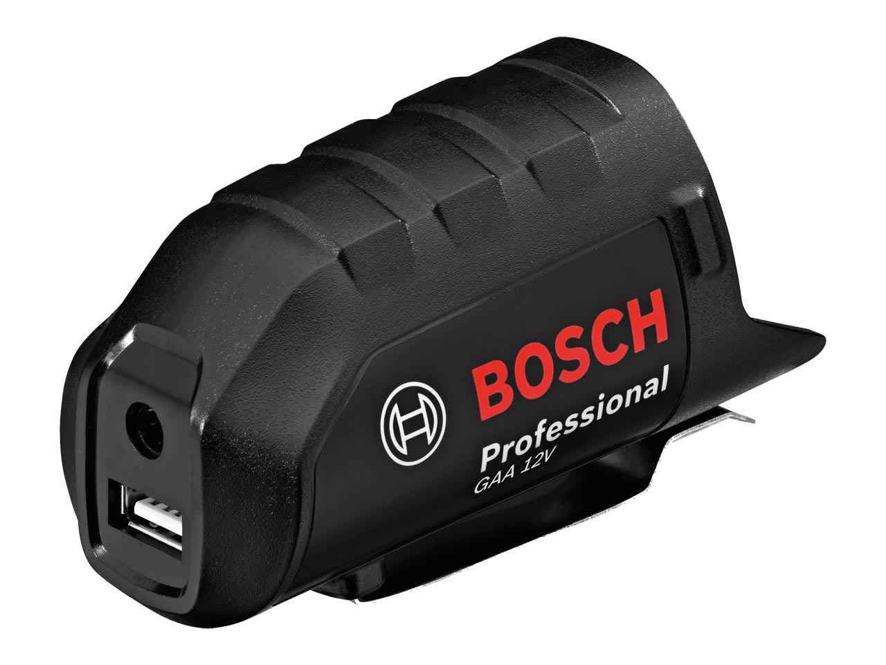bosch 061880004j 12v usb battery charger adaptor gaa12. Black Bedroom Furniture Sets. Home Design Ideas