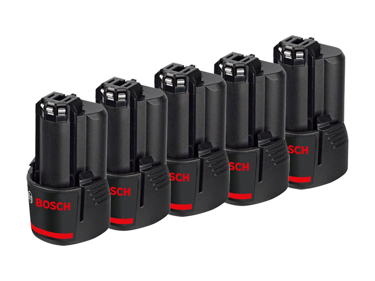 DeWalt DCB127X2 Pack de 2 10.8 V 2.0Ah Li-ion Batteries